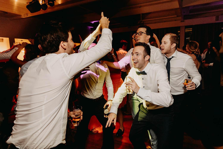 Ekeren feestzaal huwelijk dansen