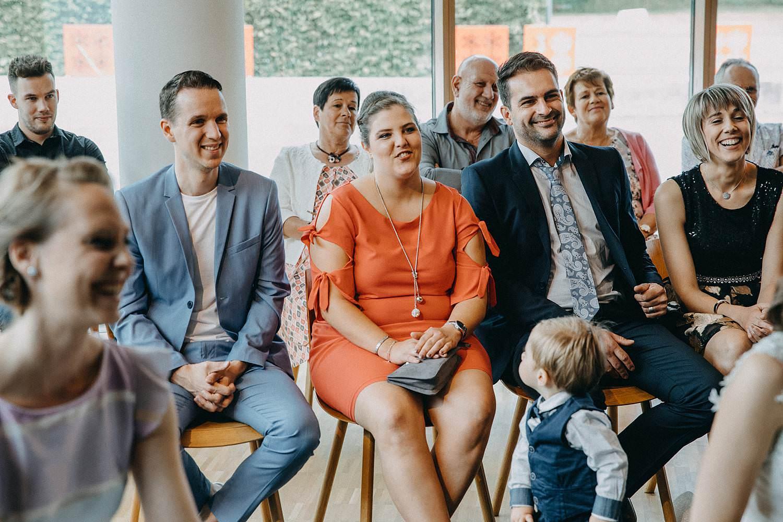 Gemeentehuis Houthalen trouw familie