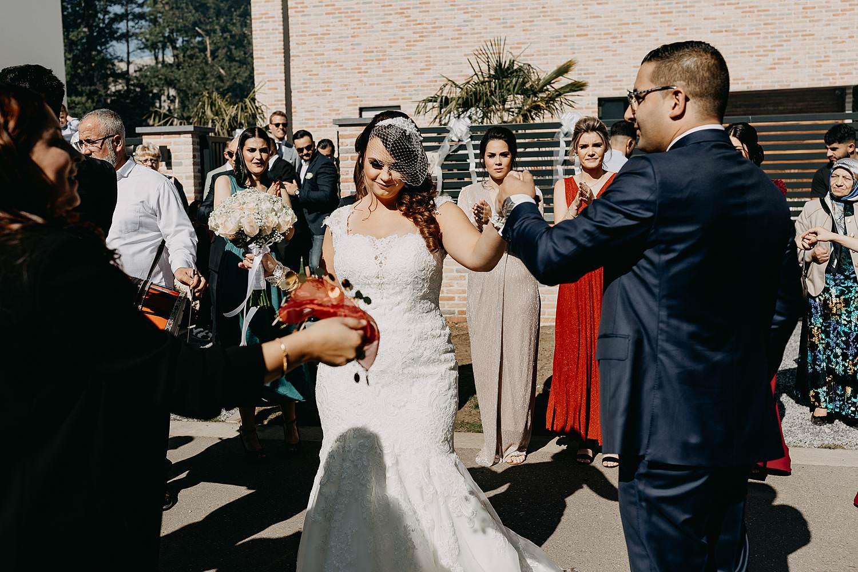 Genk huwelijk Turks Italiaans