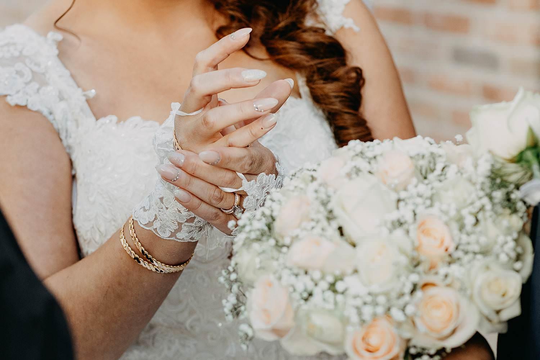 Genk overhandigen goud Turks huwelijk
