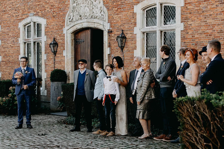 Heerlijckyt van Elsmeren first look huwelijk