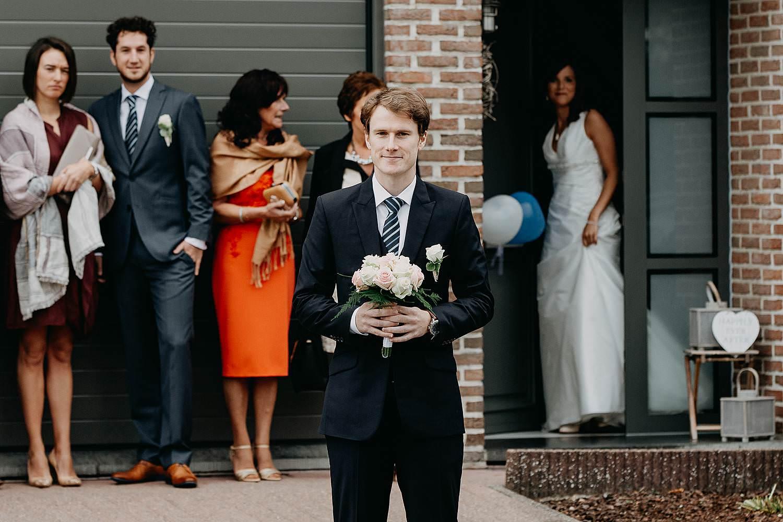Herzele first look huwelijk
