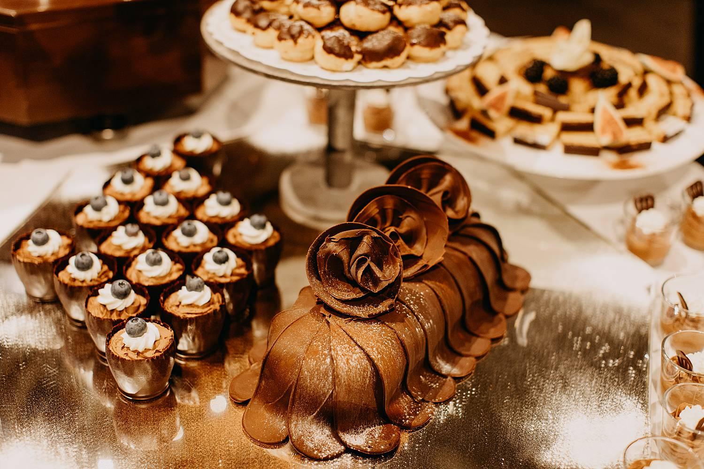 Hof te Rhode dessertbuffet