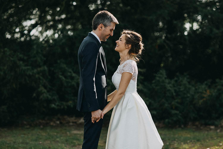 Hof Ten Laere huwelijksreportage tuin feestzaal