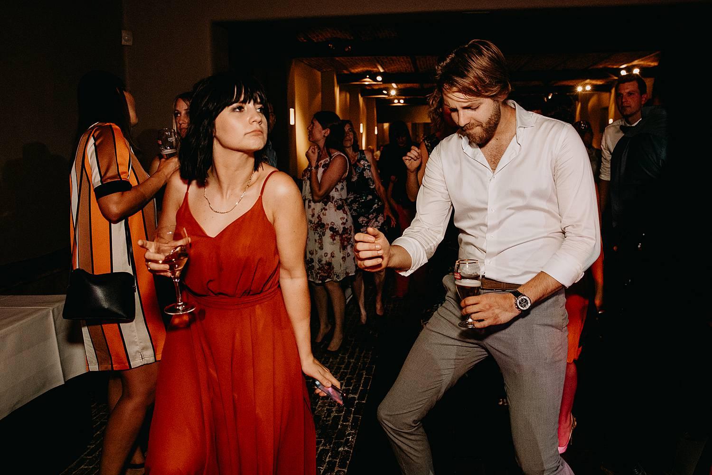 Hof Ten Steen dansfeest huwelijk Linter