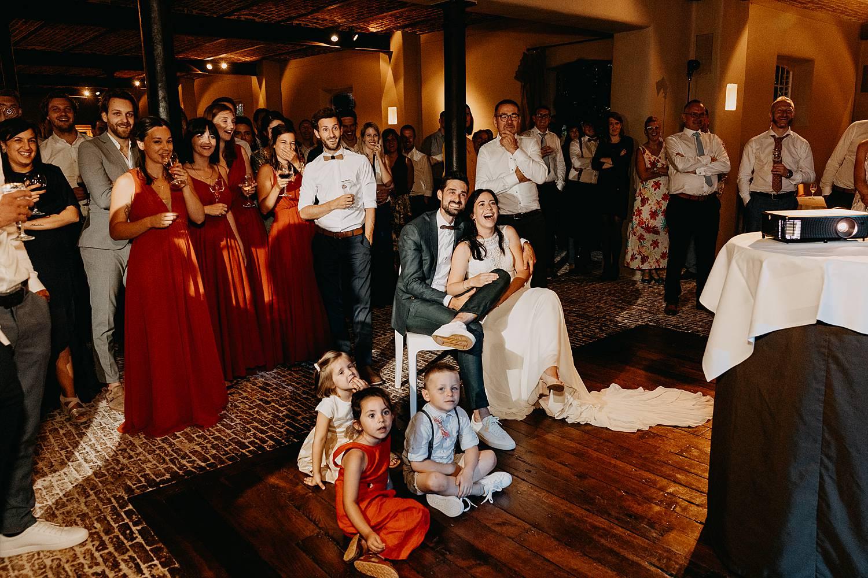 Hof Ten Steen presentatie huwelijk