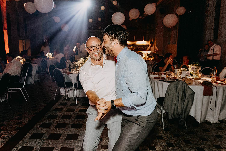 Huwelijk dansfeest Rumbeke