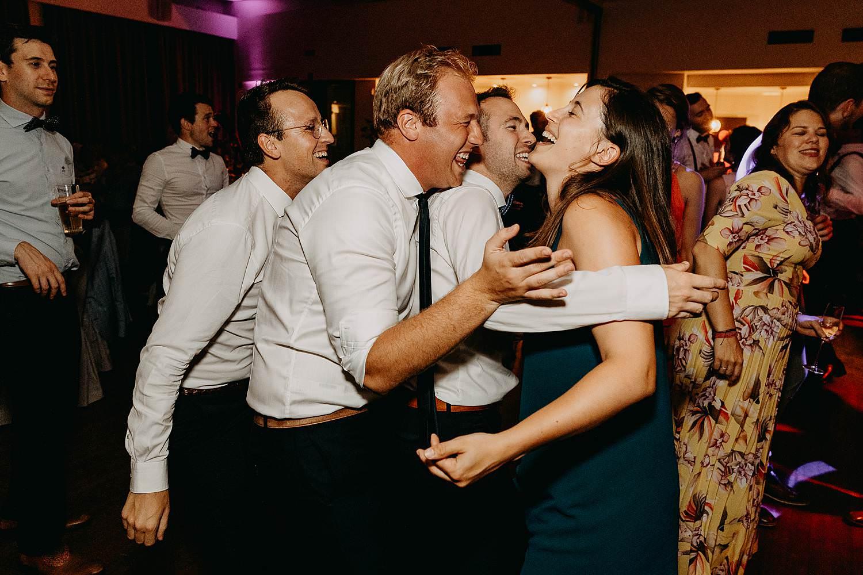 huwelijk Ekeren dansfeest