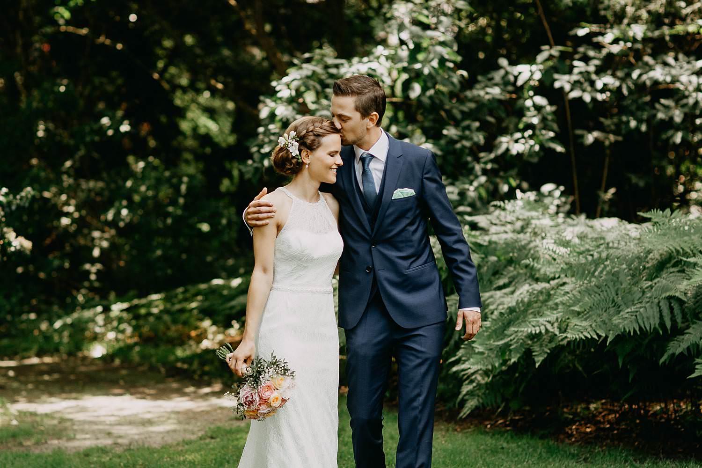 Kalmthout Arboretum trouwreportage