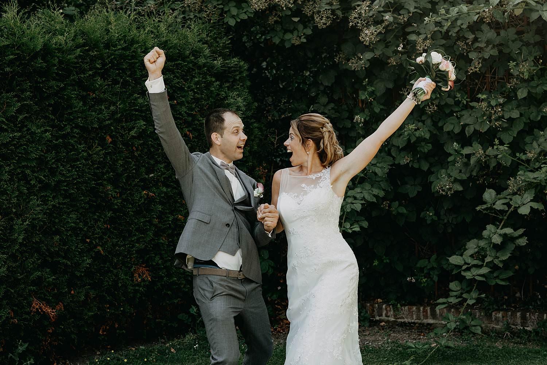 Kasteel d'Aspremont-Lynden huwelijk