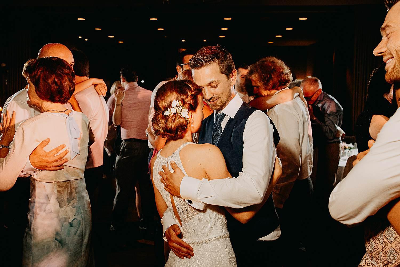 Keienhof huwelijk openingsdans dansfeest