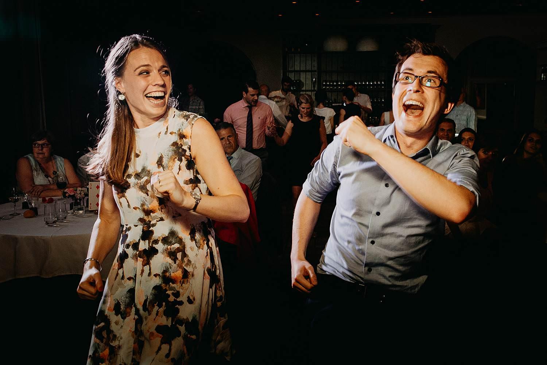 Keienhof huwelijk party