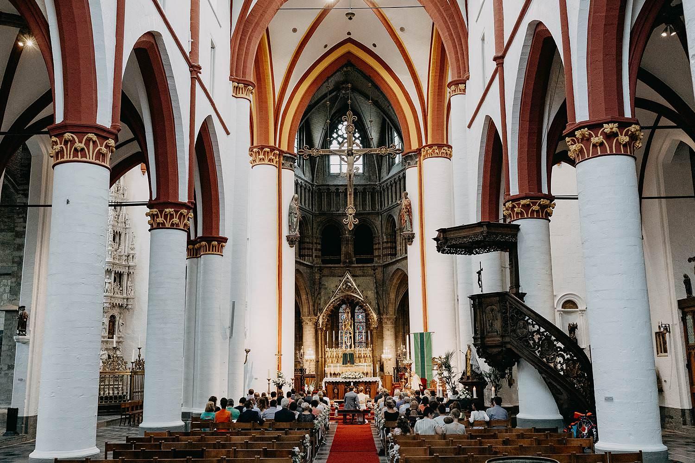 Kerk huwelijk Zoutleeuw