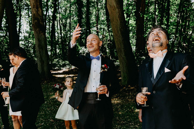 Kerkelijk huwelijk bruidegom