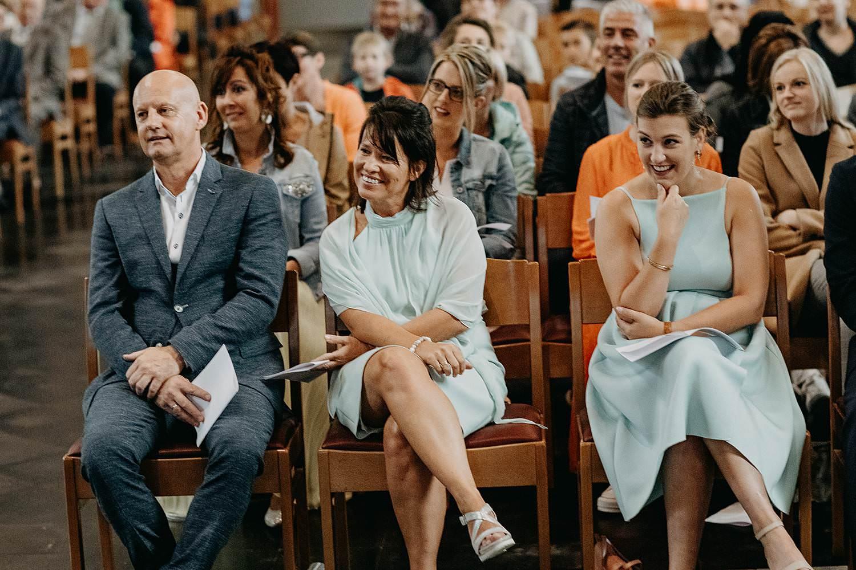 Kerkelijk huwelijk Liedekerke familie