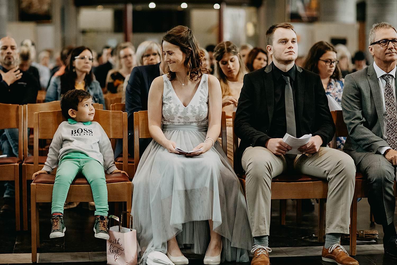 Kerkelijk huwelijk Liedekerke trouw
