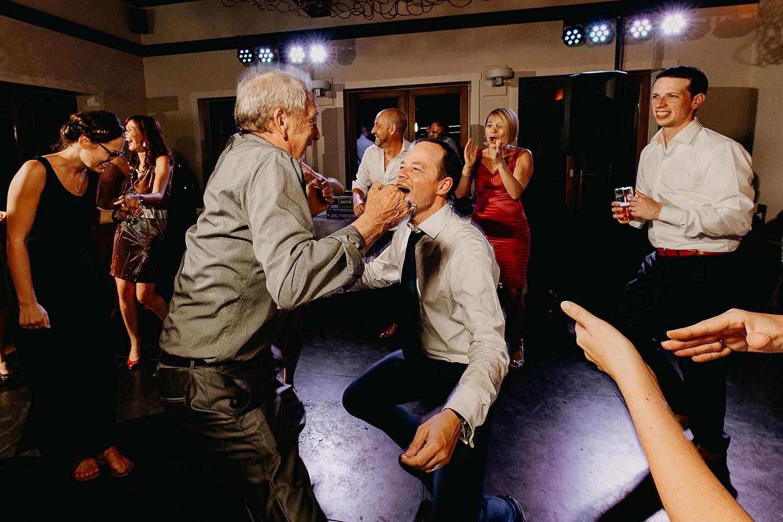 Kiezelhuys trouwfeest party