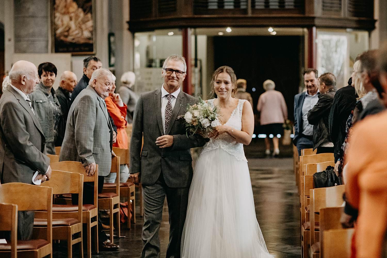 Liedekerke kerk huwelijk intrede