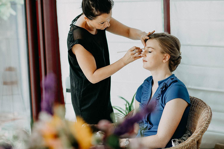 Merelbeke huwelijk voorbereiding bruid