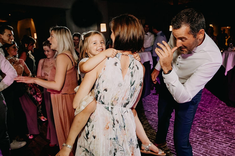 dansfeest huwelijk Linter feestzaal