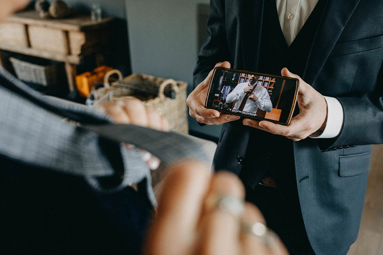 Oelegem huwelijk dichtknopen das via gsm youtube
