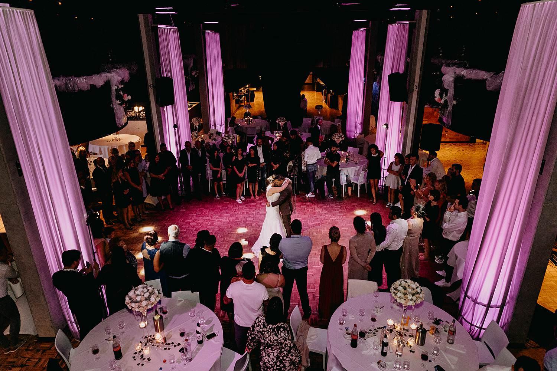 Openingsdans Turks Italiaans huwelijk The Loft