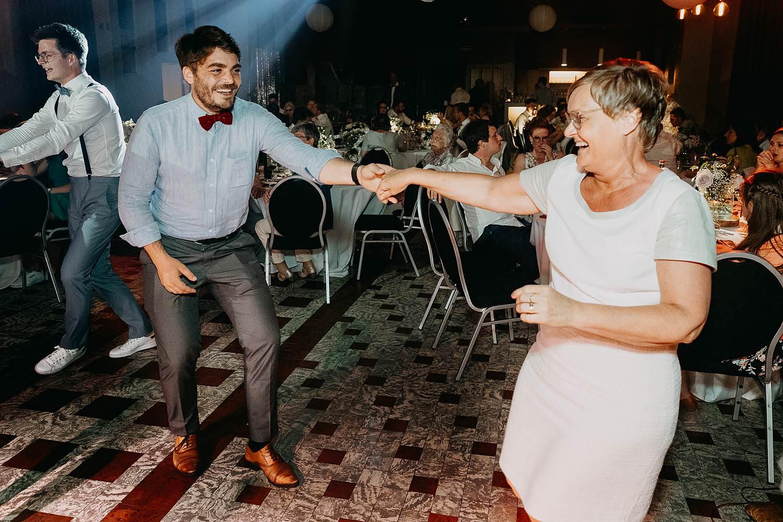 Rumbeke dansfeest huwelijk