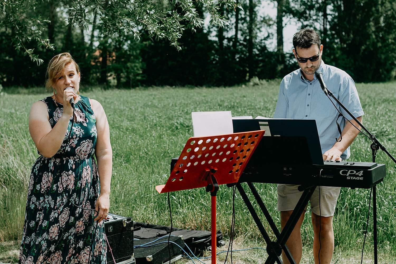 Rumbeke live muziek huwelijksceremonie