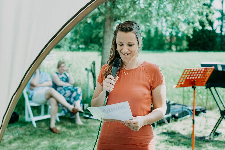 Rumbeke speech huwelijksceremonie