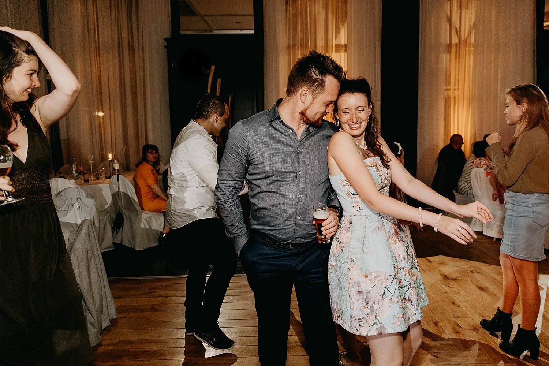 'S Graevenhof avondfeest huwelijk
