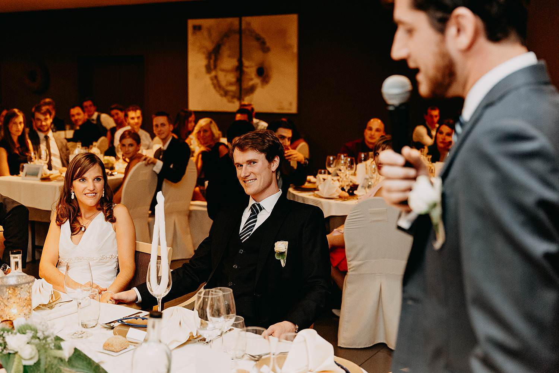 salons caipirinha huwelijk speech