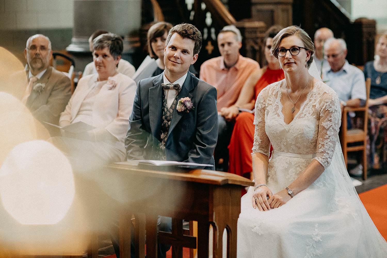 Sint-Dionysiuskerk huwelijk bruidspaar