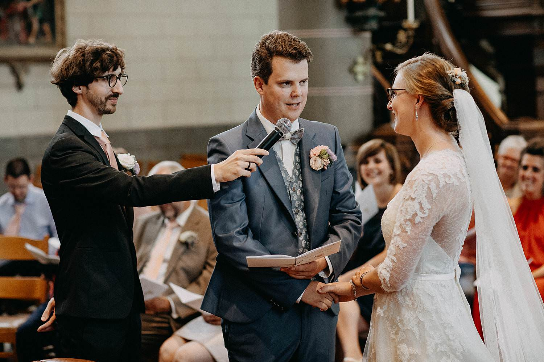 Sint-Dionysiuskerk huwelijk ja-woord