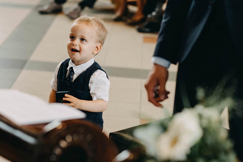 Sint Martinuskerk Houthalen huwelijk bruidsjongen