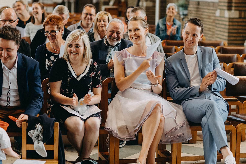 Sint Martinuskerk Houthalen huwelijk familie