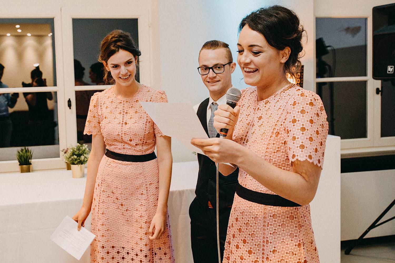 speech bruidsmeisje huwelijk Antwerpen