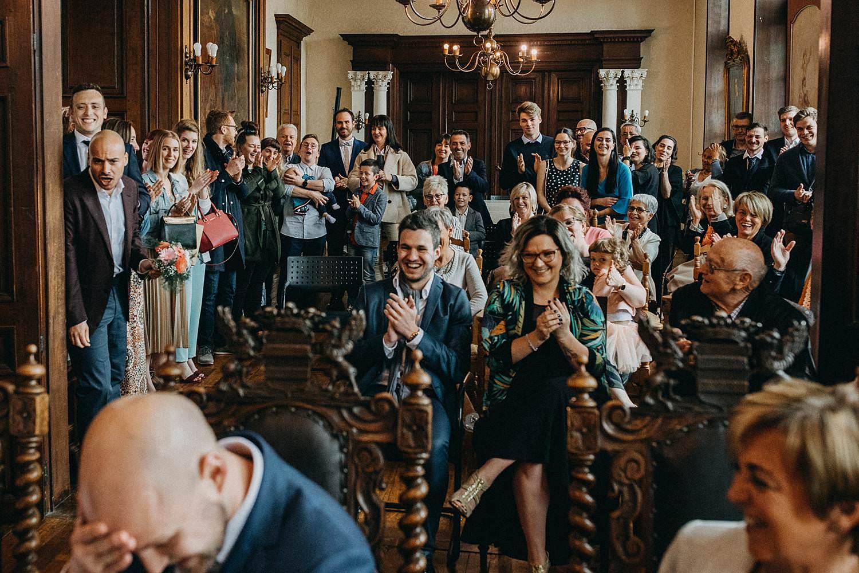 Stadhuis Diest trouwzaal ceremonie