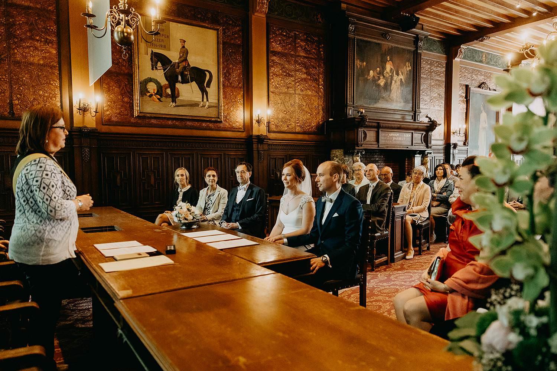 Stadhuis Hasselt huwelijk trouwzaal