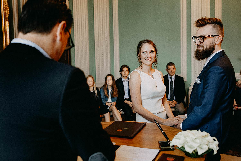 Stadhuis Sint-Truiden huwelijk ja-woord