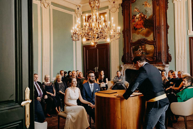 Stadhuis Sint-Truiden huwelijk trouwzaal
