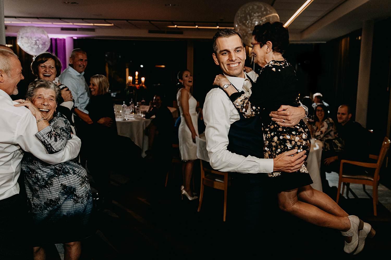 Stiemerheide huwelijk dansfeest