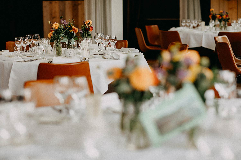 't Driessent feesttafels huwelijk details