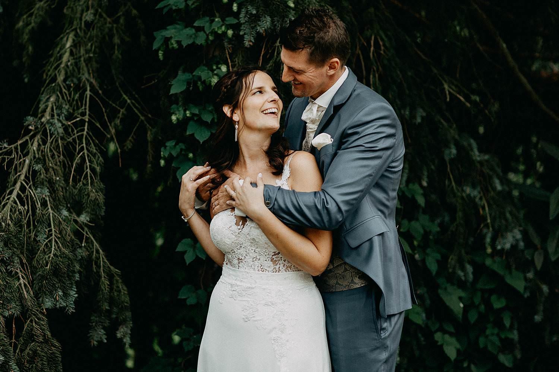 't Driessent fotoreportage bruidspaar huwelijk
