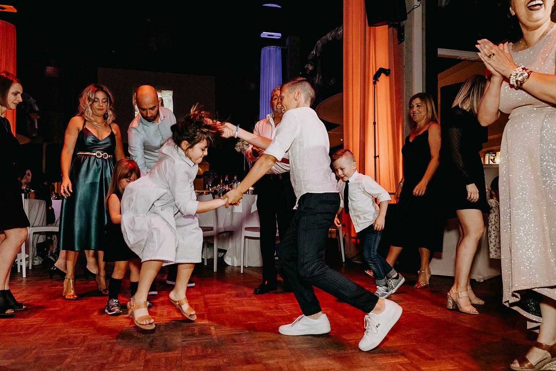 The Loft Hoeselt dansfeest huwelijk