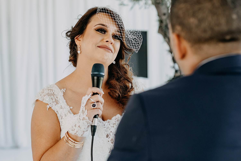 The Loft speech bruid binnenceremonie