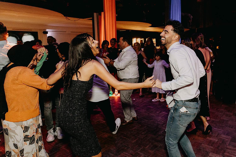 Turks Italiaans dansfeest Hoeselt