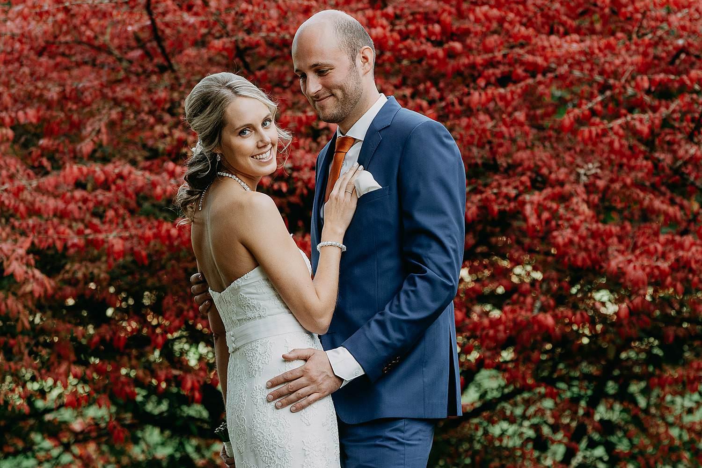 Vorselaar bruidsreportage