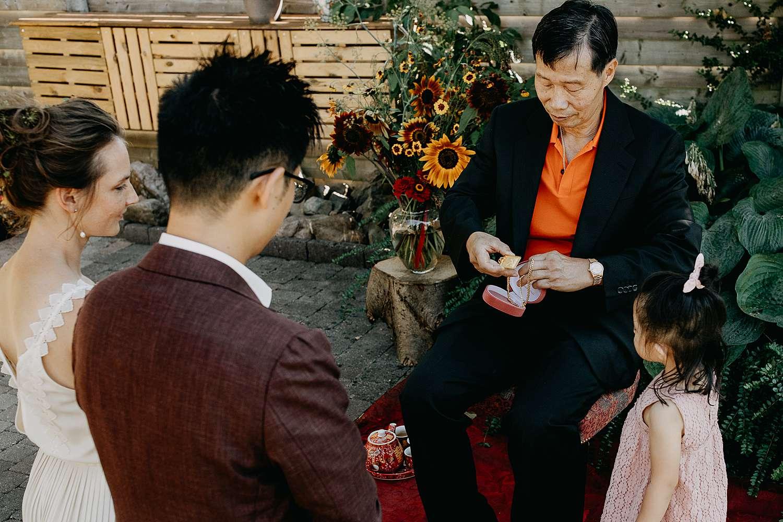 Chinese theeceremonie huwelijk Hasselt