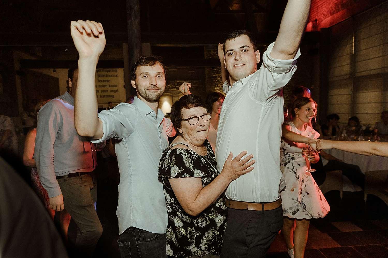 Dansfoto huwelijk