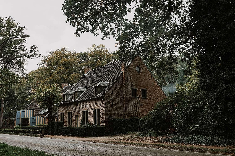 Flinckheuvel feestzaal Schilde